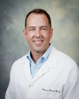 Dr. Thomas Beetle of Spring Ridge Surgical Specialists